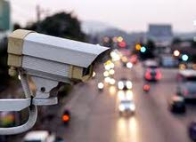 كاميرات مراقبة وانظمة امان