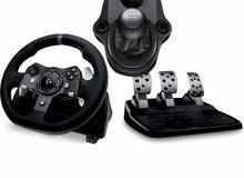 Logitech g920 racing wheel (xbox one)