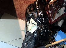 Honda motorbike made in 2015 for sale