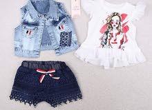 ملابس اطفال تجنن ولكن بعد مديلات والاسعار خاص