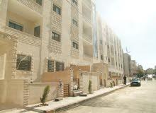 شقة للبيع طابق أول  مساحة 125 متر _في ضاحية الحاج حسن _ بالقرب من حديقة الطيور ( مخدومة المنطقة ) .