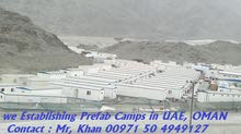 Prefab Labor Camps for sale in UAE