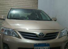 Corolla 2011 - Used Manual transmission