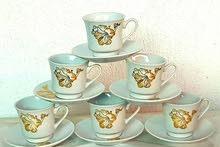 طقم كبابي شاي لبن