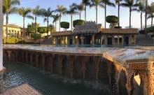 قصر بطريقة الاندلسية مغربية.. فيلا palace