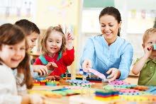 وظيفة شاغرة معلمة رياض أطفال _مركز أطفال في بن عاشور