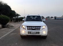 Pajero with  transmission is available for sale