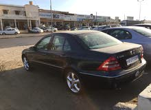 2003 Mercedes Benz C 300 for sale in Tripoli