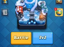 Clash Royale Account level 9
