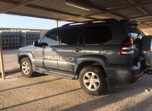 2006 Used Prado with Automatic transmission is available for sale