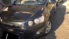 Automatic Black Chevrolet 2012 for sale