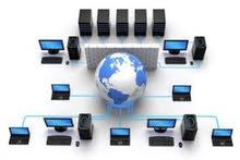 تركيب شبكات (net work) وانطمة الحماية والمراقبة