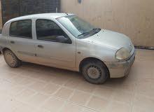 رينو كليو موجودة في ليبيا