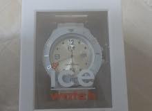 للبيع ساعة ice watch شغالة