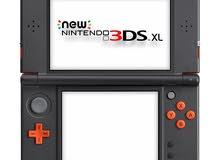 New Nintendo 3DS XL + 20 Games
