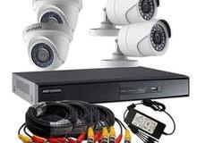كاميرات مراقبة عالية دقة 2.0 ميجابكسل