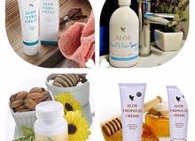منتجات امريكيه طبيعيه للتنحيف ومعالجة الشعر والبشرة