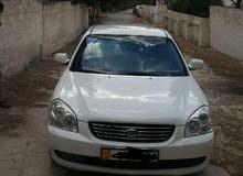 سيارة كيا لوتزي موديل 2007 غير مجمركه ادخال مؤقت للبيع