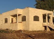 منزل مستقل مع قطعة ارض للبيع ايدون