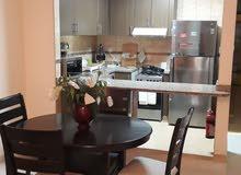الجداف - غرفة وصالة مفروشة سوبر لوكس مع بلكونة - ايجار سنوي