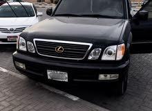 Used 2002 LX