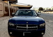 Blue Dodge Charger 2010 for sale