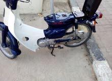 Buy a Used Honda motorbike made in 2010