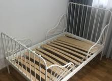 IKEA single bed without mattress