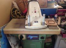 برسياDie Cutting Press.لقطع والتشكيل الاشكال،وصناعة باكوات الورق المانية الصنع ماركةSANDT