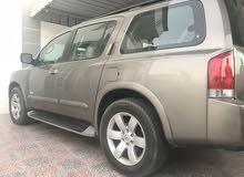 km Nissan Armada 2008 for sale