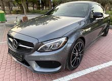 MB C43 AMG  2017 coupe