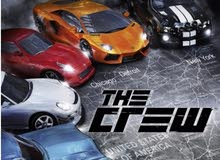 the crew ps4 للبيع