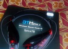 سماعة بلوتوث wireless stereo headset apical7B