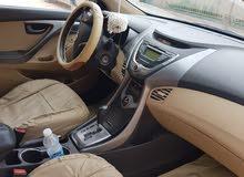 سيارة لانترا موديل 2012 موديل الدار لون بنى ماشية  163 الف  محرك  18 حصان