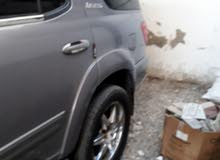 For sale 2004 Grey Sequoia