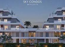 فى كمبوند متميز فى القاهرة الجديدة اتملك شقة بحديقة خاصة بمقدم 206 الف