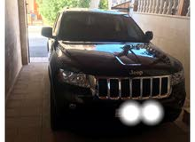 Automatic Green Jeep 2013 for sale