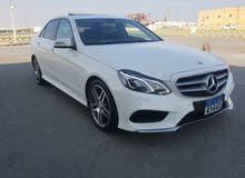 Mercedes Benz E 350 car for sale 2014 in Sohar city