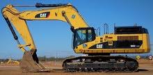 مطلوب سائقين حفارات/ Need an Excavator Driver
