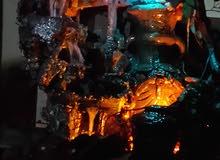 مسقط مائي / شلال / نافوره ( نقدا او شيك اوحواله )