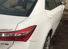 Toyota Corolla 2015 For sale - White color