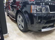 Gasoline Fuel/Power   Land Rover Range Rover Sport 2012