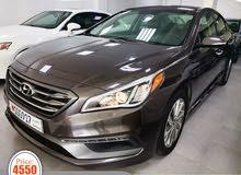 Hyundai Sonata Sport Panorama model 2015 full option