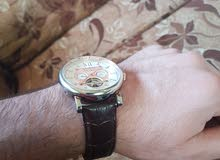 ساعة كارتير سويسري الاصلي على النبض