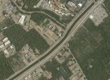 قطعة ارض في العراق كربلاء قرب الامامين تصلح فندق