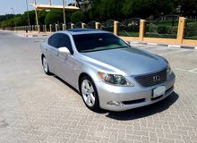GCC Specs Lexus LS460 2007 full Agency maintained