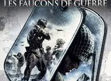 بحالة جيدة للبيعMEDAL OF HONOR les faucon du guerre