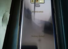 Like New  - Samsung Galaxy note 9 -  128/6 GB  - Blue Color - snapdragon