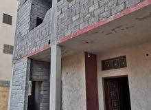 منزل سكني ممتاز 4طوابق مفصوله في الفرناج في مرحلة الهيكل