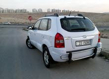 Hyundai Tucson 2008 For sale - White color